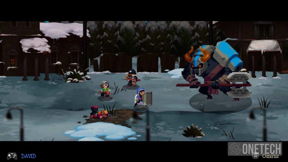 Full Metal Furies, analizamos este juego RPG cooperativo 15