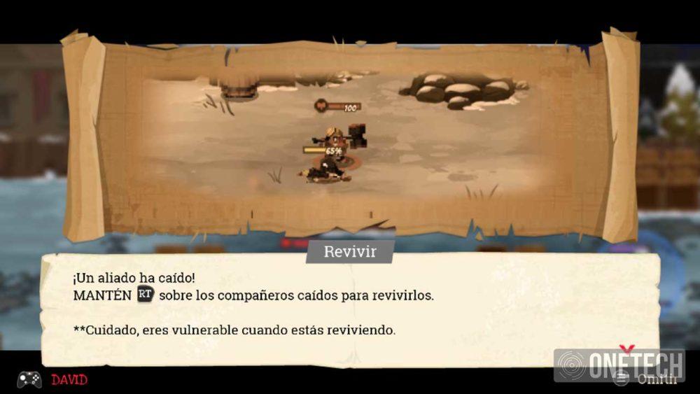 Full Metal Furies, analizamos este juego RPG cooperativo 8