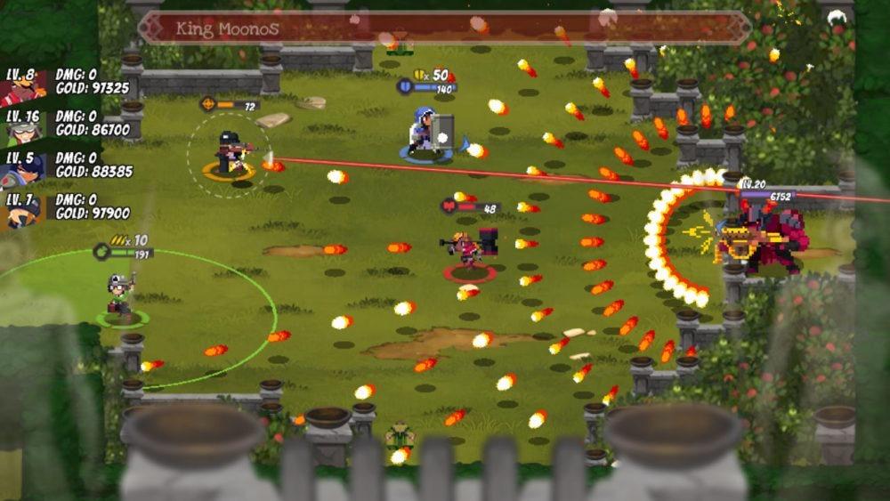 Full Metal Furies, analizamos este juego RPG cooperativo 14
