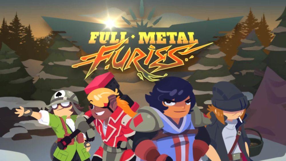 Full Metal Furies, analizamos este juego RPG cooperativo 1