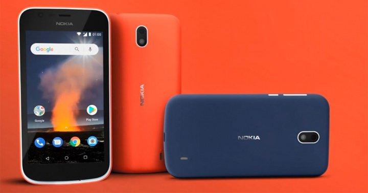 El nuevo Nokia 1 ya está disponible para su compra en España 1