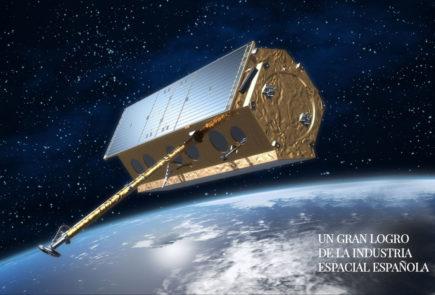 SpaceX retrasa el lanzamiento del satelite español PAZ hasta el 21 de Febrero 2