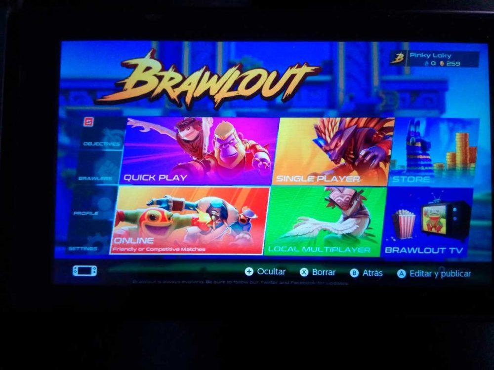 Brawlout, analizamos este juego de lucha para Nintendo Switch 5