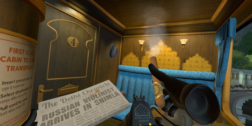 I Expect You Die, analizamos esta aventura de espías VR 3