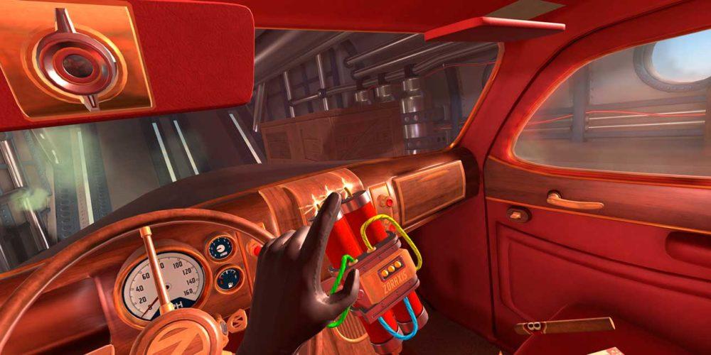 I Expect You Die, analizamos esta aventura de espías VR 6