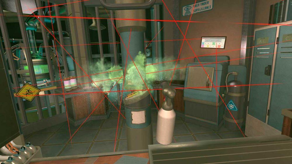 I Expect You Die, analizamos esta aventura de espías VR 4