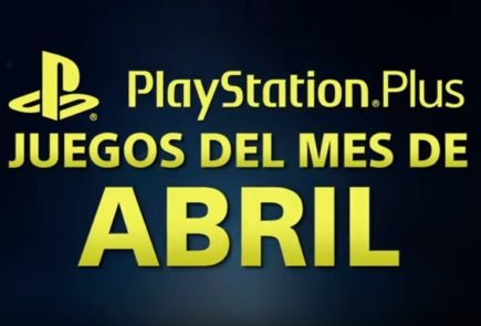 Juegos para PlayStation Plus del mes de Abril