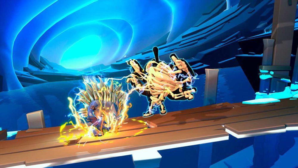 Brawlout, analizamos este juego de lucha para Nintendo Switch 2