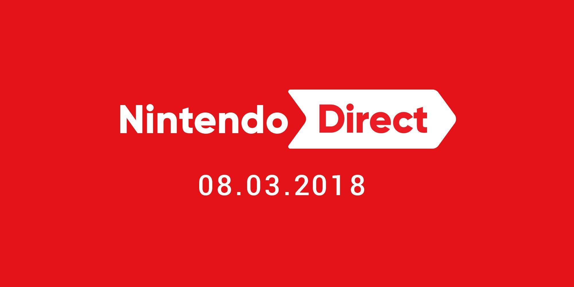 Nintendo Direct anunciado para hoy con novedades referentes a Switch y 3DS 1