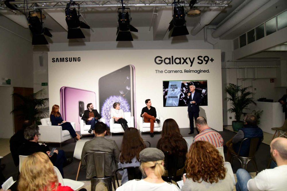 """Samsung y """"El futuro de la Imagen"""" reafirman la cámara del Galaxy S9 Y S9+ 1"""