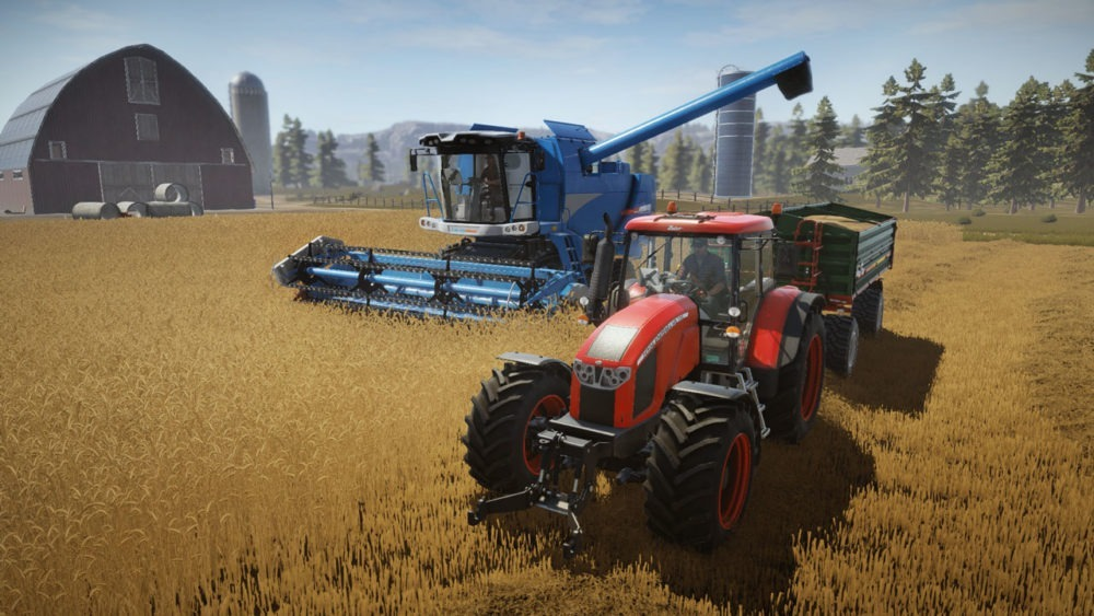Pure Farming 2018, analizamos esta alternativa a la simulación agrícola 4