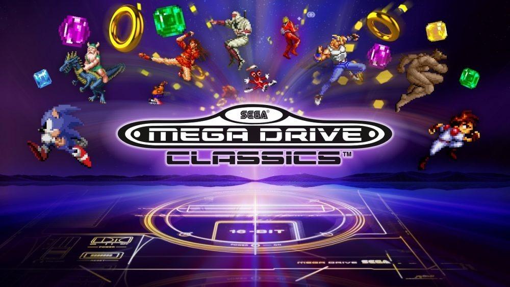 SEGA Mega Drive Classics llega a PS4 y Xbox One 1