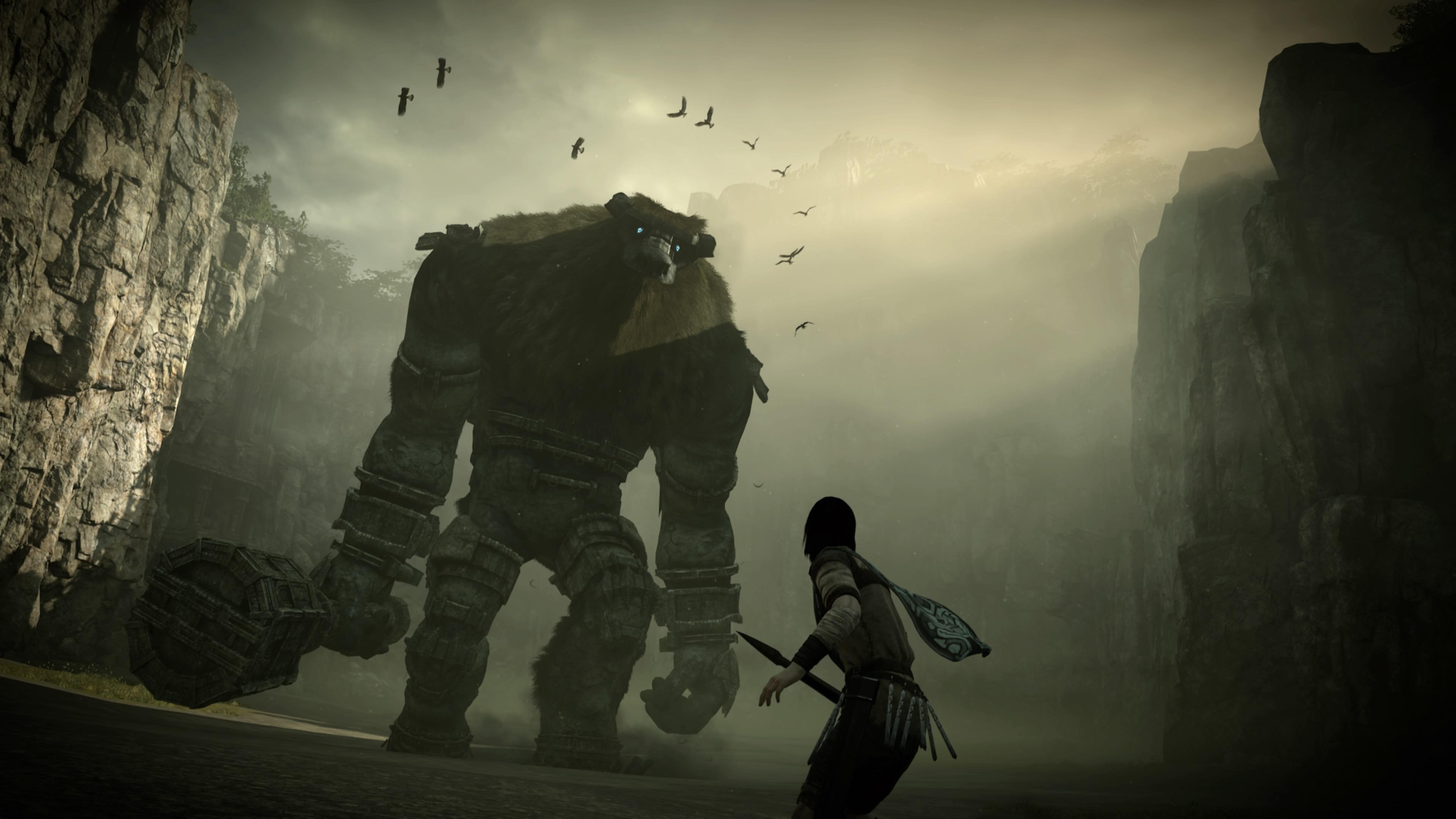 El primer coloso
