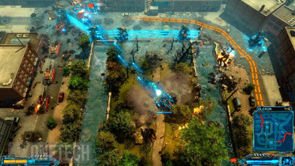 X-Morph Defense, analizamos este brillante Tower Defense 3