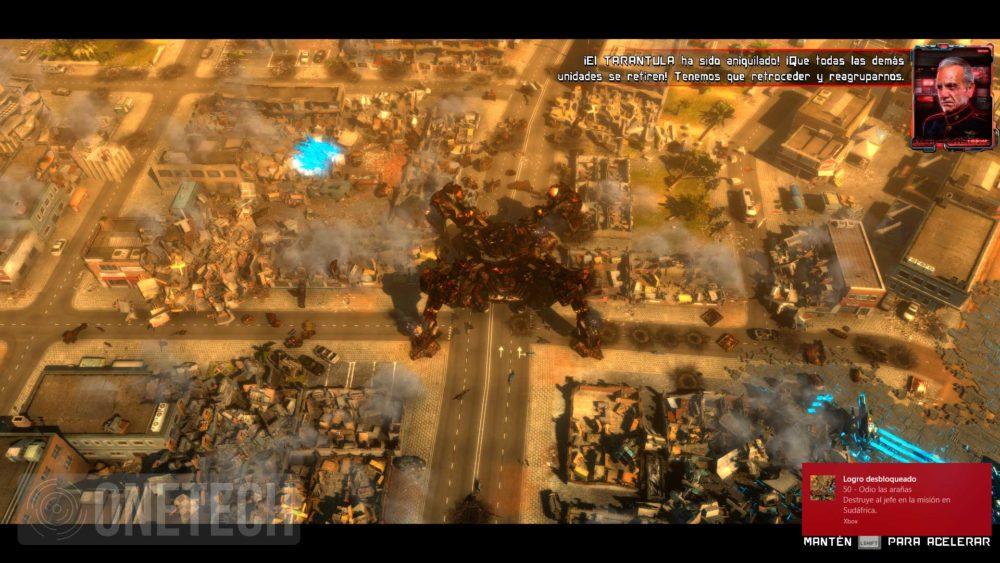 X-Morph Defense, analizamos este brillante Tower Defense 4