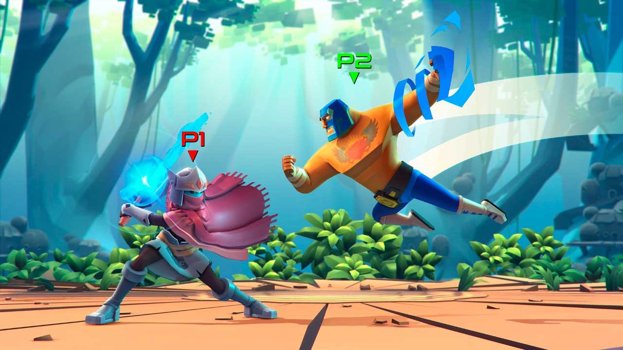 Brawlout, analizamos este juego de lucha para Nintendo Switch 9