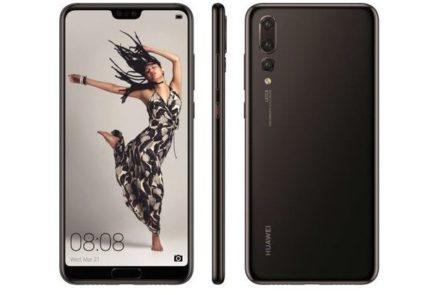 Ya tenemos las imágenes de los Huawei P20, P20 Pro y P20 Lite 4