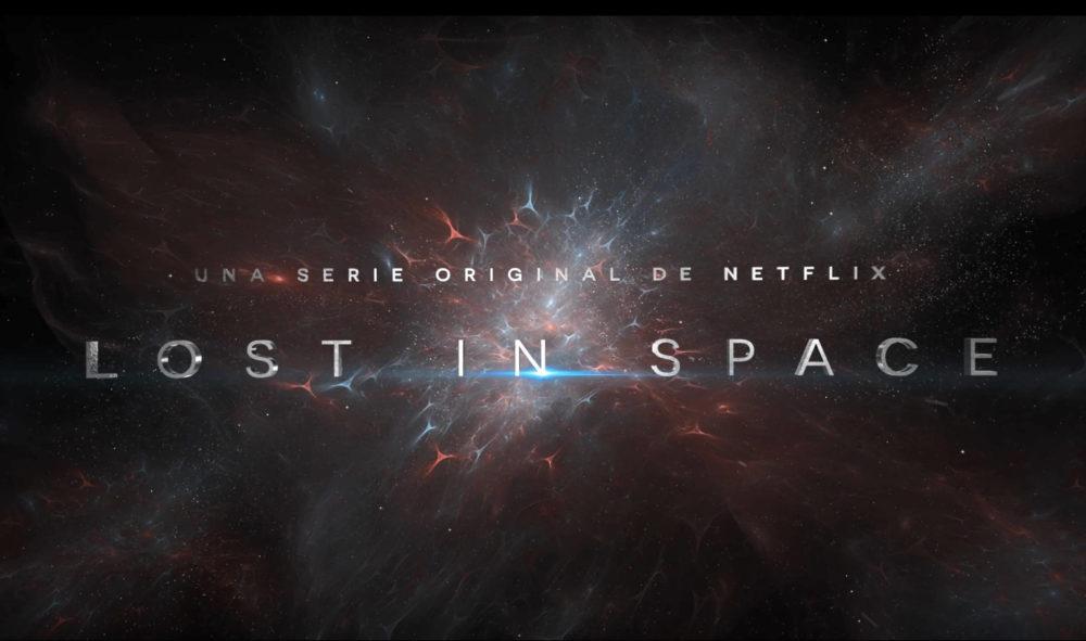 lost in space de Netflix