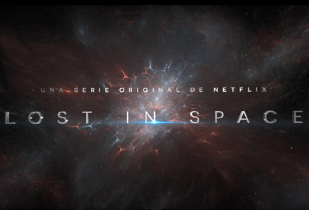 lost in space de Netflix