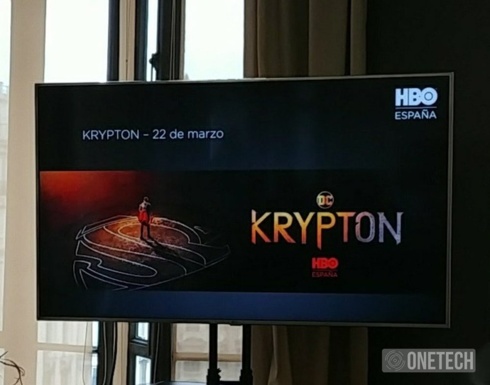 novedades hbo krypton