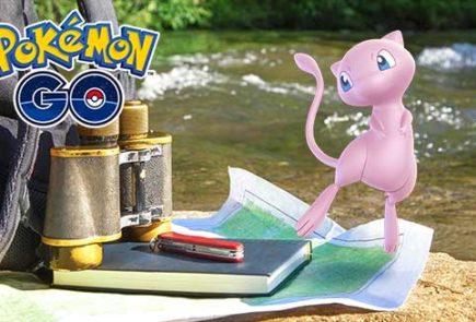 Captura a Mew con las nuevas misiones de investigación de Pokémon Go 1