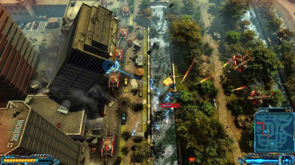 X-Morph Defense, analizamos este brillante Tower Defense 6