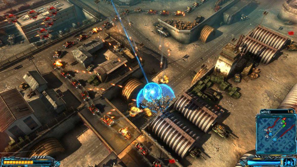 X-Morph Defense, analizamos este brillante Tower Defense 5