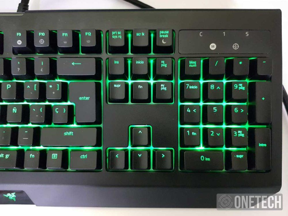 Razer BlackWidow Chroma V2, analizamos este increíble teclado mecánico 12