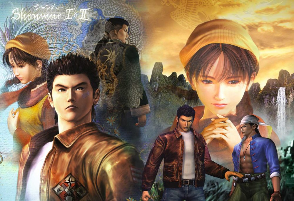 SEGA anuncia Shenmue I & II para PS4, Xbox One y PC