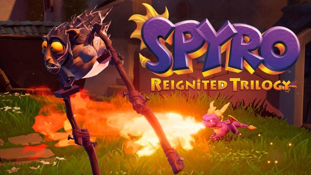 Spyro Reignited Trilogy llegará el 21 de Septiembre para Xbox One y PlayStation 4 10