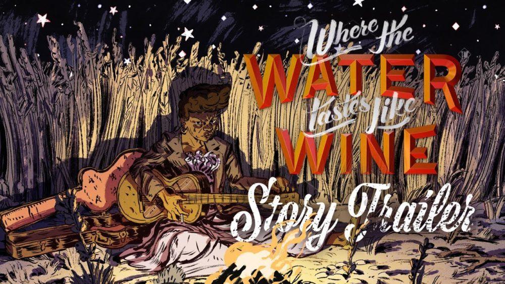 Where the Water Tastes Like Wine, analizamos este viaje por Estados Unidos 1