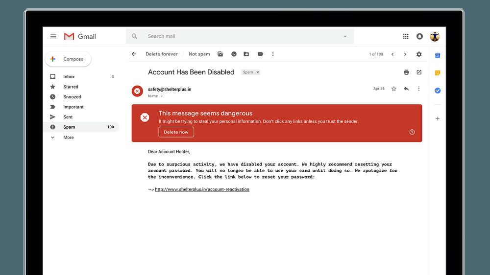 Estas son las novedades que ya han llegado al nuevo Gmail 4