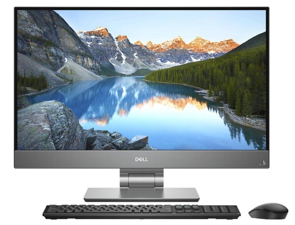 La octava generación de Intel llega a los Dell Inspirion AIO y XPS 15 4
