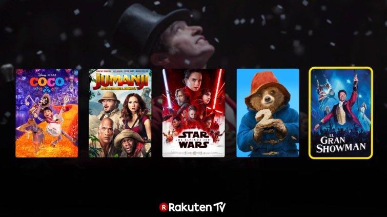Estrenos de Abril 2018 en Rakuten TV