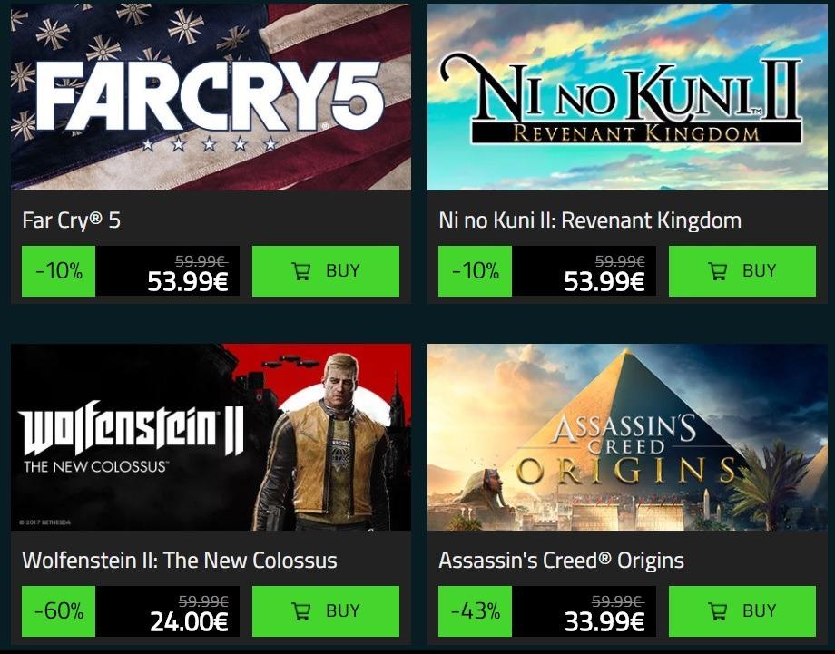 Razer Game Store, Razer ya tiene su propia tienda de juegos para PC 1