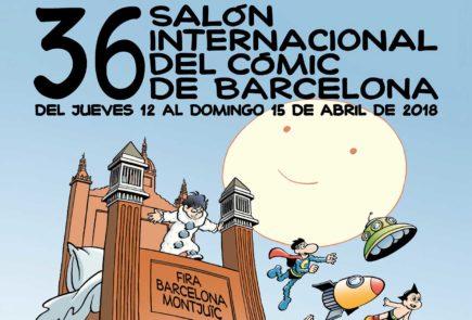 36 Salón del Cómic de Barcelona