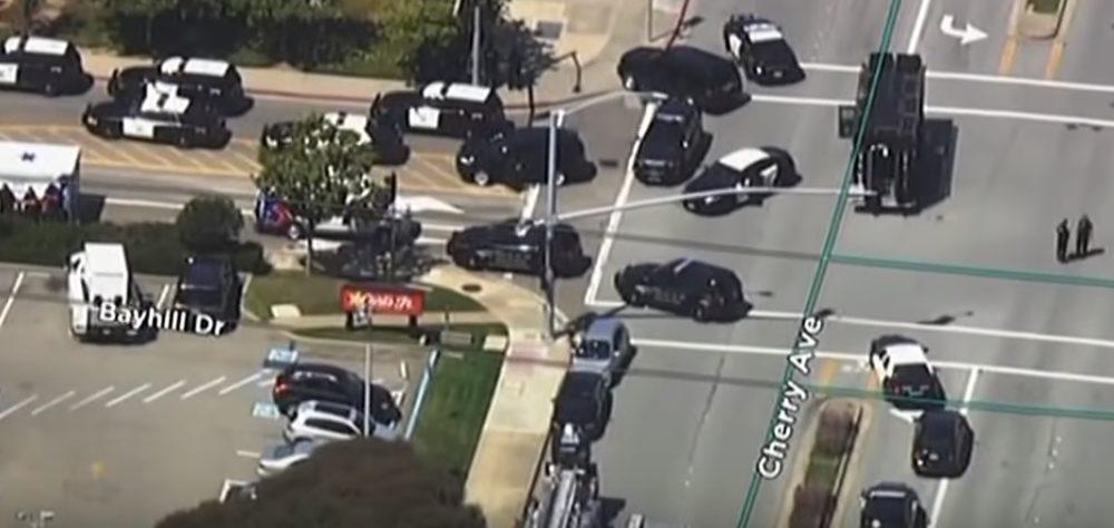 Tres heridos y un fallecido en un tiroteo en la sede de Youtube 1