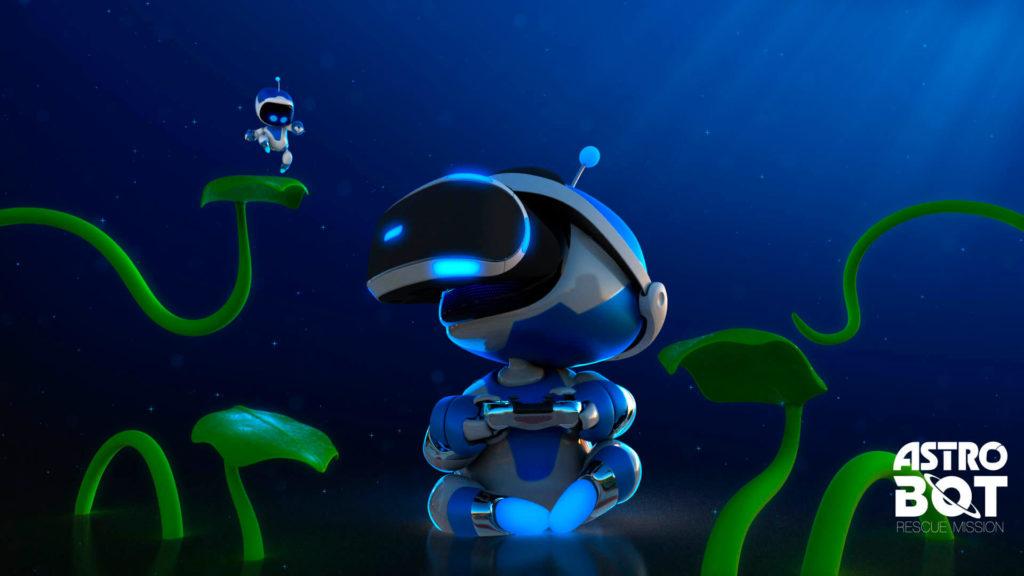 Astro Bot Rescue Mission llegará pronto para PlayStationVR 1