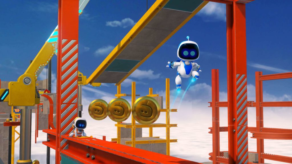 Astro Bot Rescue Mission llegará pronto para PlayStationVR 2