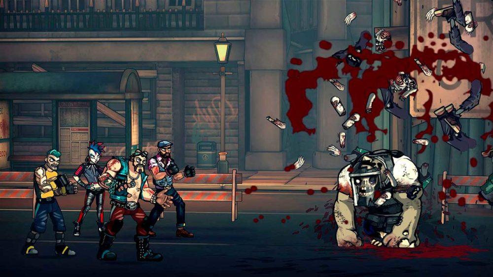 Bloddy Zombies, analizamos el Londres más Postapocalíptico 2