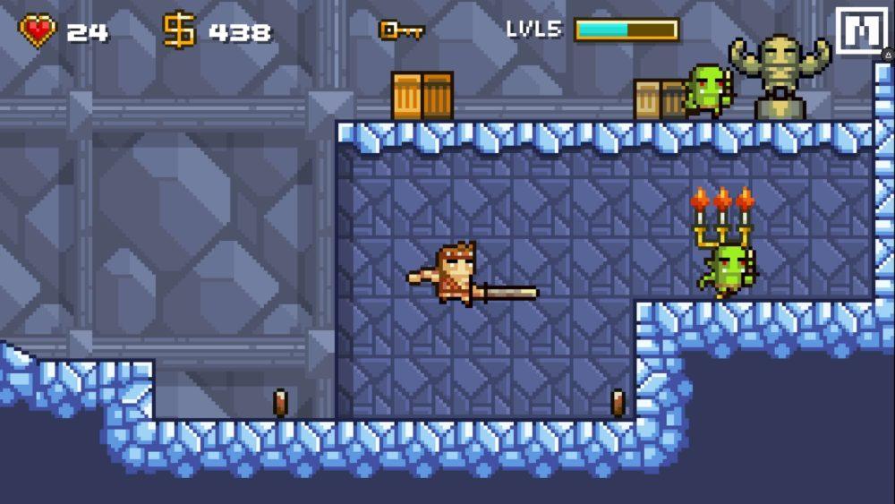 Devious Dungeon Screenshot 1