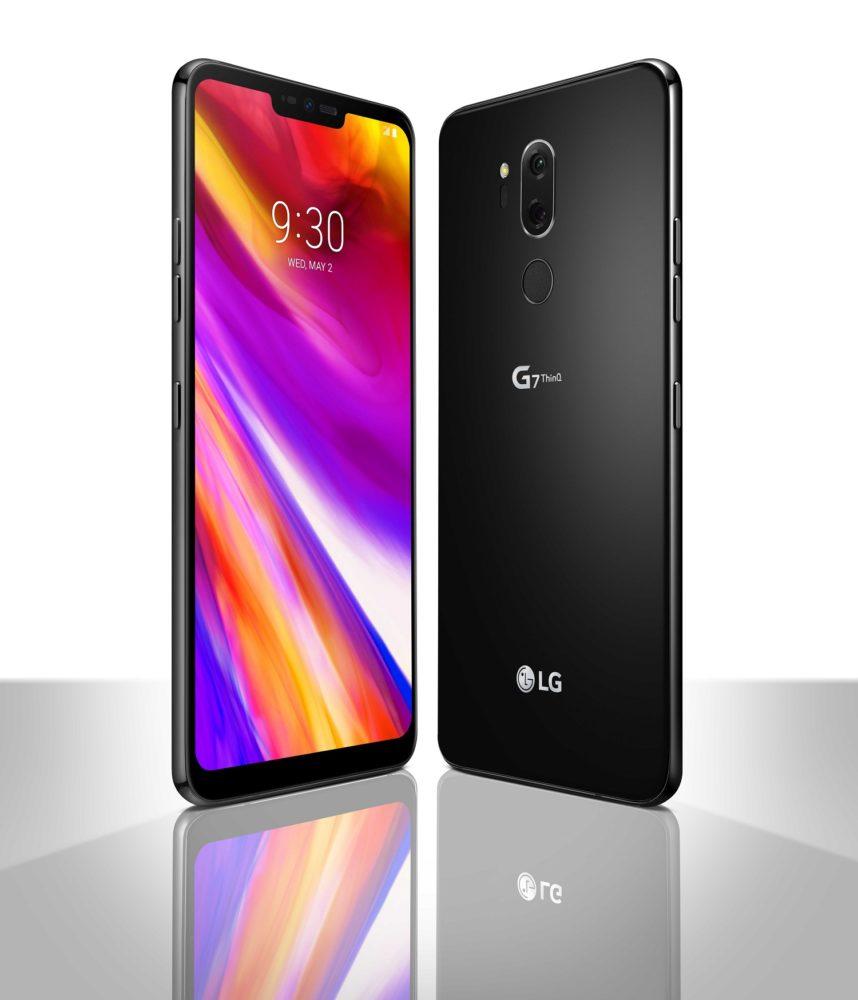 LG G7 ThinQ ya es oficial y promete ser el smartphone más completo del mercado 4