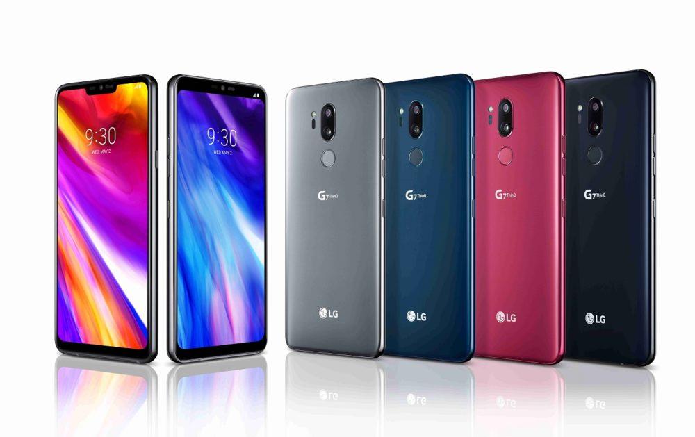 LG G7 ThinQ ya es oficial y promete ser el smartphone más completo del mercado 1