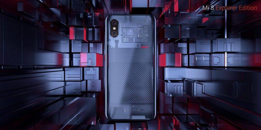 Xiaomi ha presentado el nuevo Mi 8 y no viene solo 1