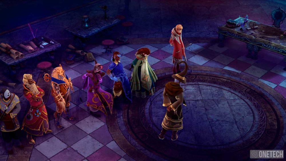 Nine Parchments, analizamos este mágico juego 2