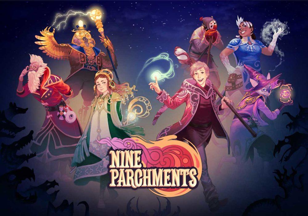 Nine Parchments, analizamos este mágico juego 1