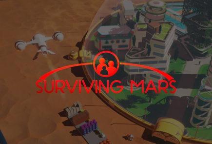 Surviving Mars, el momento de colonizar Marte ha llegado [Análisis] 1
