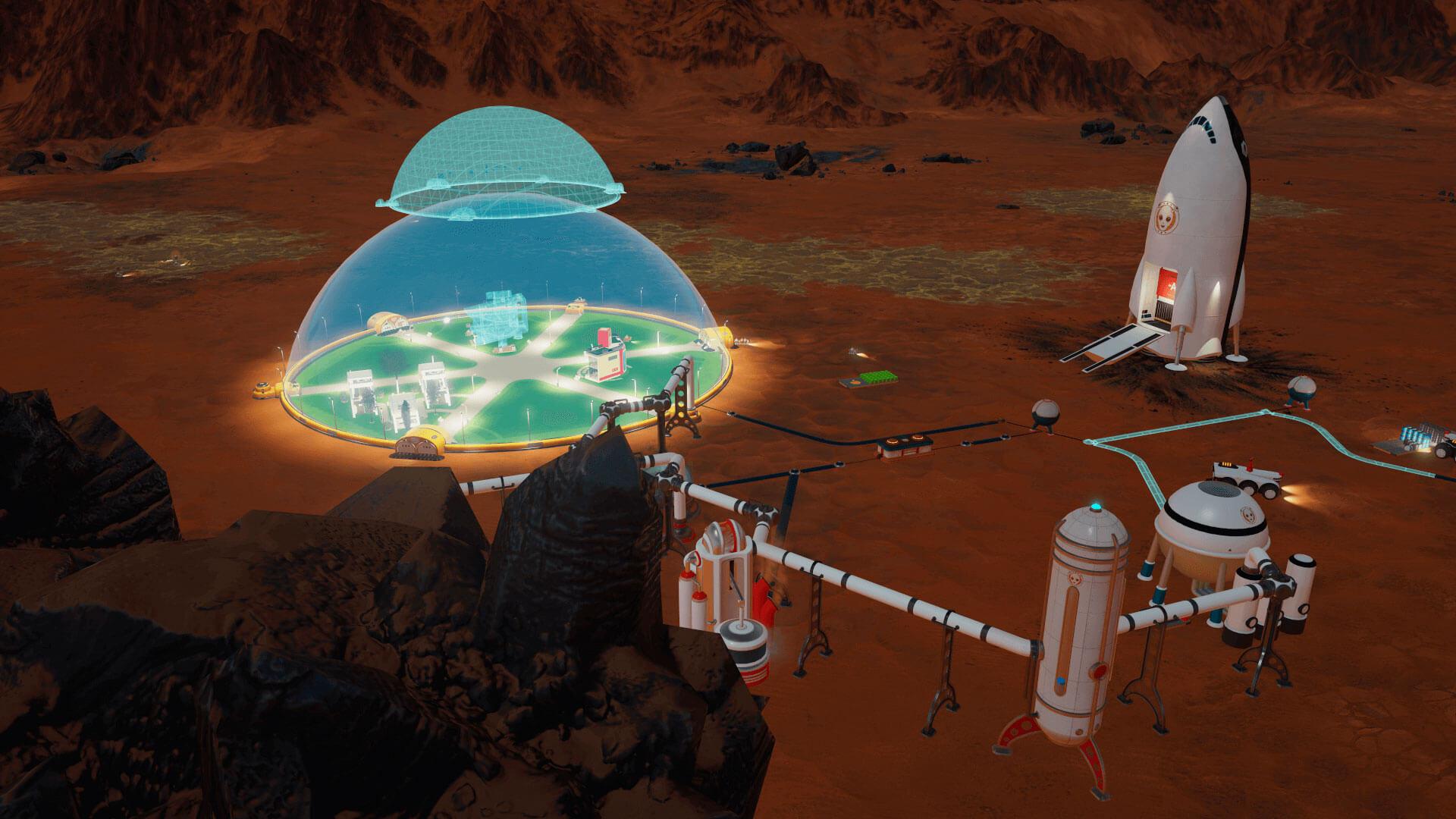 Surviving Mars, el momento de colonizar Marte ha llegado [Análisis] 2