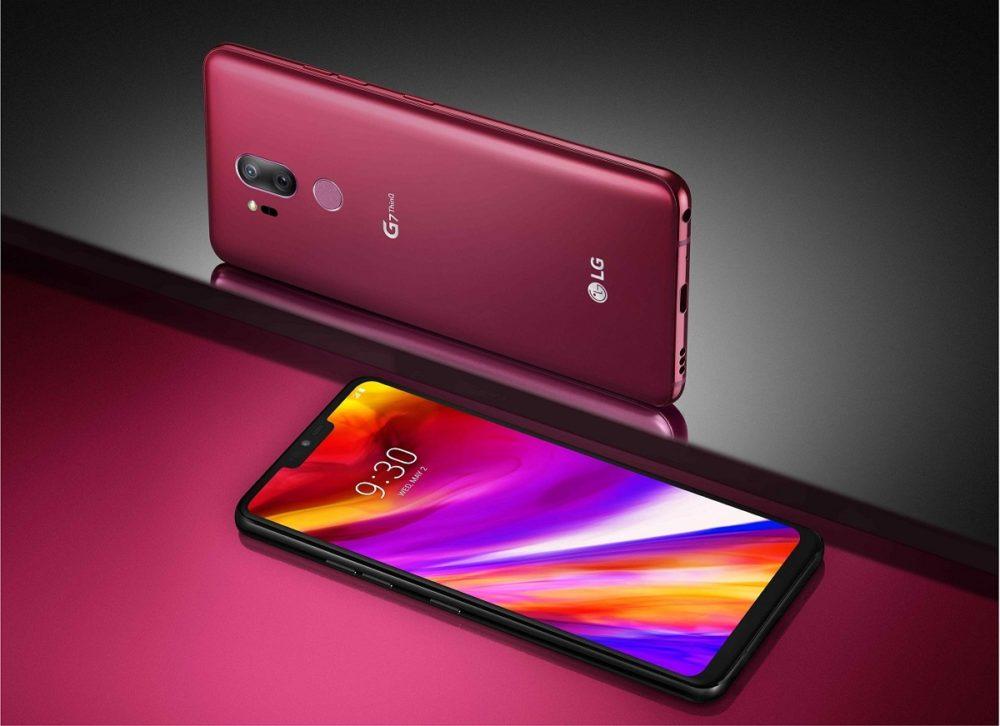 LG G7 ThinQ ya es oficial y promete ser el smartphone más completo del mercado 3
