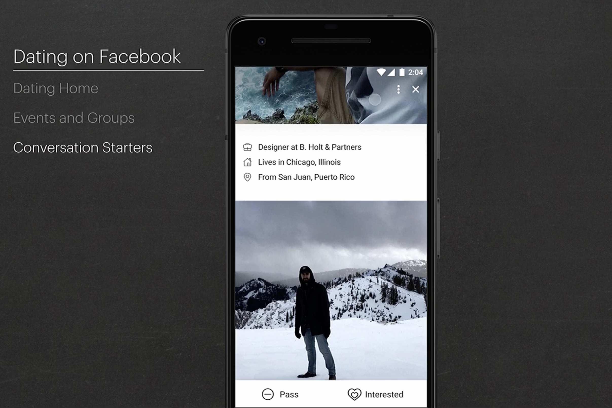 Facebook introducirá nuevas funcionalidades de aplicaciones para citas 1